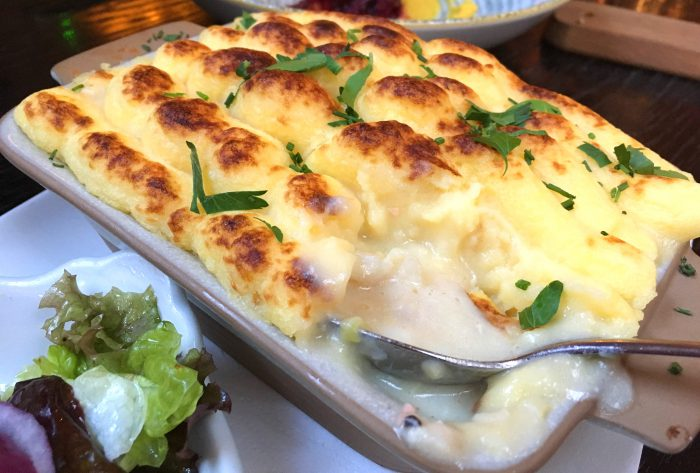 Matt The Thresher FISH PIE