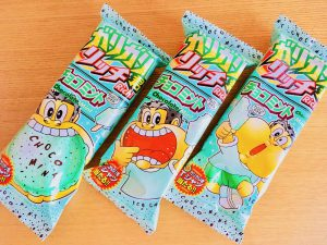 新発売 ガリガリ君 リッチ チョコミント